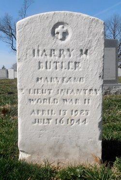 Harry M Butler