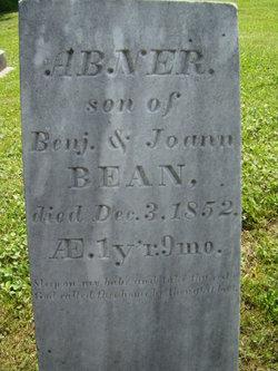 Abner Bean