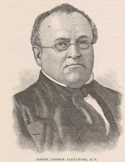 Joseph Addison Alexander