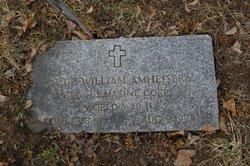 Paul William (Bill) Amheiser