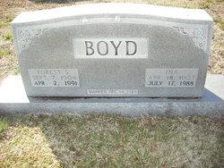 Ina <i>Dick</i> Boyd