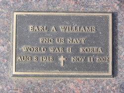 Earl A Williams