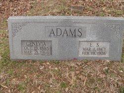 Ezekiel J. Sherman Adams