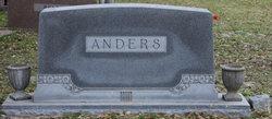Bertha Mary <i>Smith</i> Anders