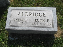 Ruth E Aldridge