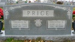 Thomas Wilburn Price Price