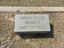 Varina <i>Killen</i> McMath