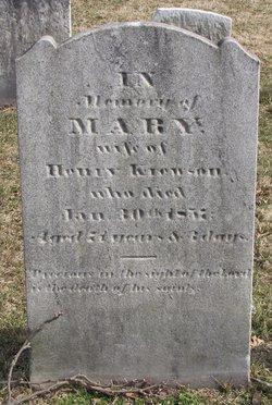 Mary <i>Phillips</i> Krewson