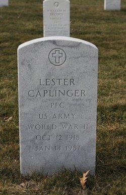Lester Caplinger