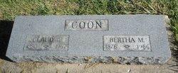 Bertha <i>Toomer</i> Coon