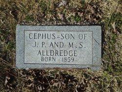 Cephus Alldredge