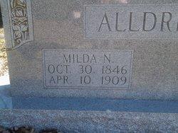 Milda <i>Nation</i> Alldredge