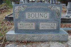 William H Boling