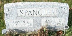 Haven L Spangler