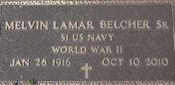 Melvin Lamar Belcher, Sr