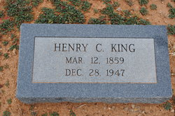 Henry Clay King, Sr