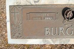 Truman Waldo Buster Burgess