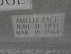 Amelia <i>Pace</i> Alldredge