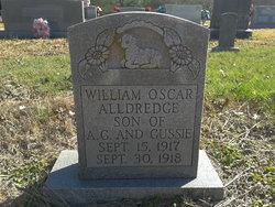 William Oscar Alldredge