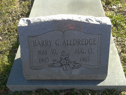 Harry G Alldredge