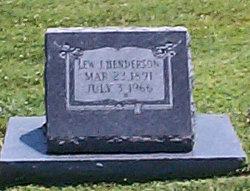 Lewis Jerome Henderson