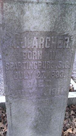 Andrew Jackson Archer