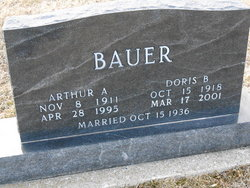 Arthur A Bauer