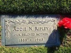 Addie Newman Ripley