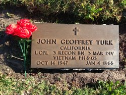 LCpl John Geoffrey Turk
