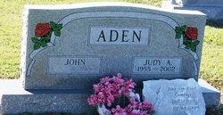 Judith Ann Judy <i>Harper</i> Aden