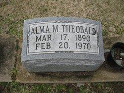 Alma M Theobald