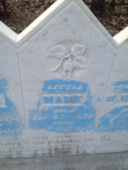 Marie Dixon