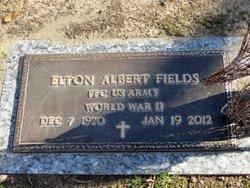 PFC Elton Albert Fields