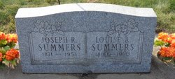 Anna Louise Annie <i>Payne</i> Summers