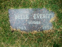 Belle <i>Hoover</i> Everitt