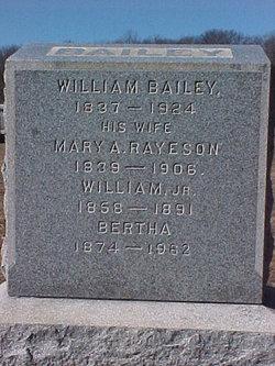 Mary Ann <i>Ryerson</i> Bailey