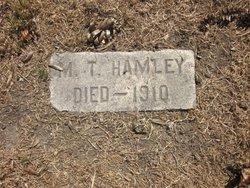 Montague J. Hamley