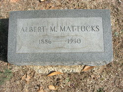Albert McLean Mattocks
