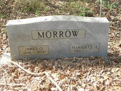 Harriett Clare <i>Elliott</i> Morrow