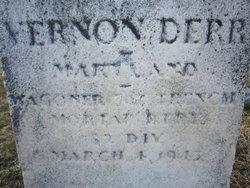 Madison Vernon Derr