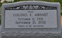 Col E. Pete Airhart