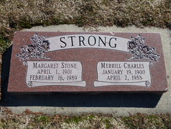 Merrill Charles Strong