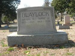 Shubal Gardner Blaylock