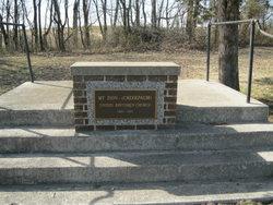Creek Paum Cemetery