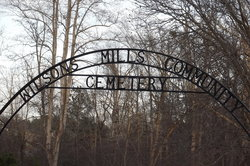 Wilson's Mills Community Cemetery