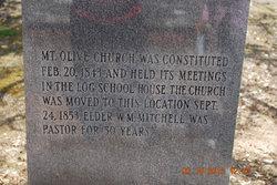 Mount Olive Primitive Baptist Church Cemetery
