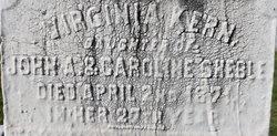 Viriginia <i>Sheble</i> Kern