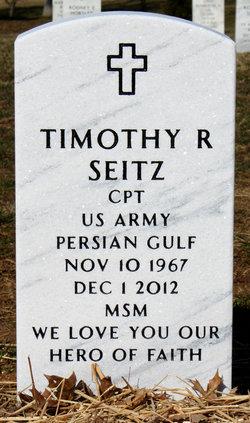 Timothy Raymond Seitz