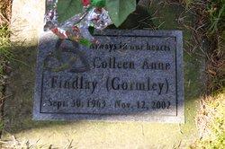 Colleen Anne <i>Gormley</i> Findlay