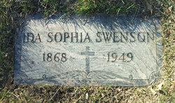 Ida Sophia <i>Anderson</i> Swenson
